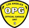 Los Angeles OPG - Official Police Garage Unit 3